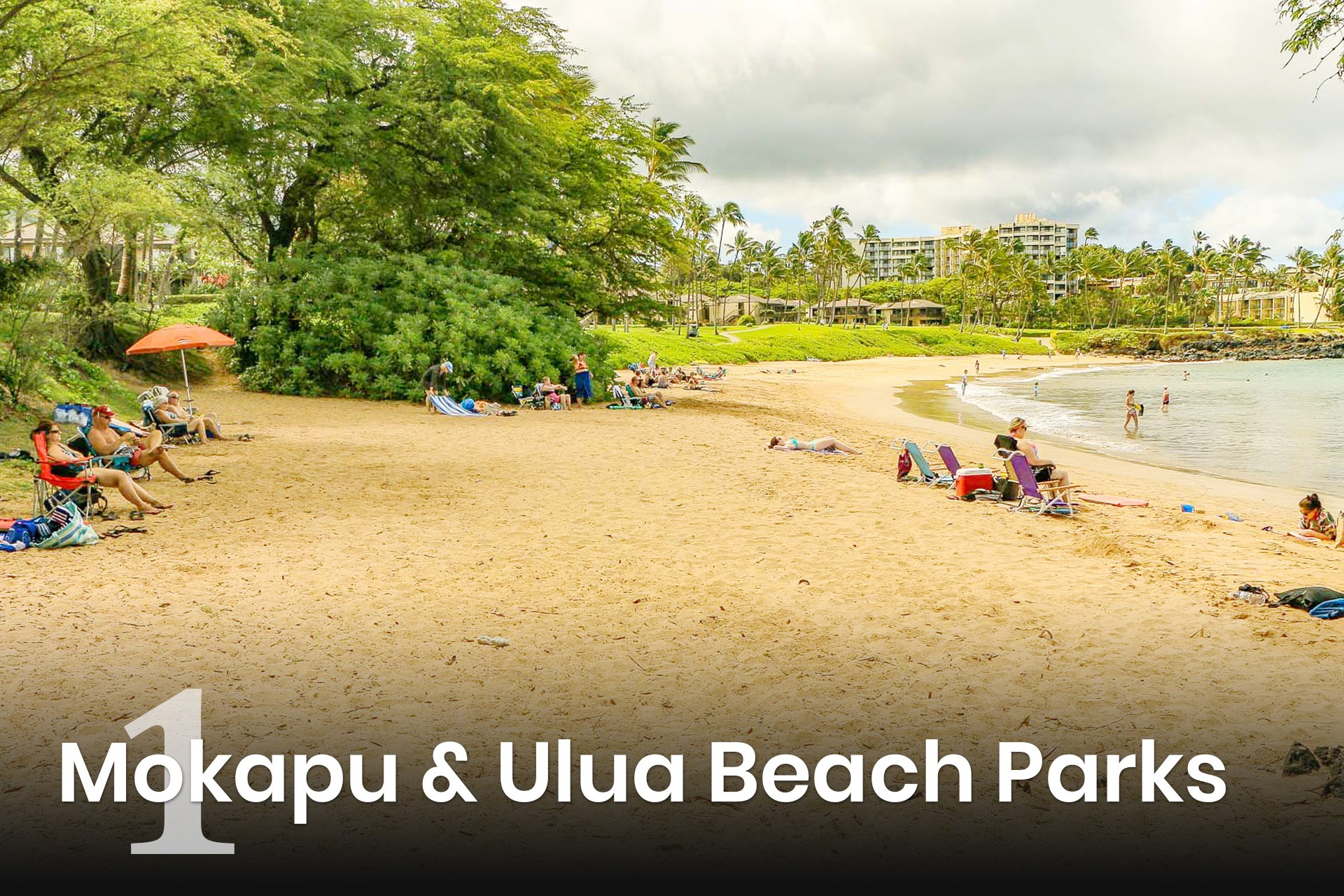 Ulua Beach Wide