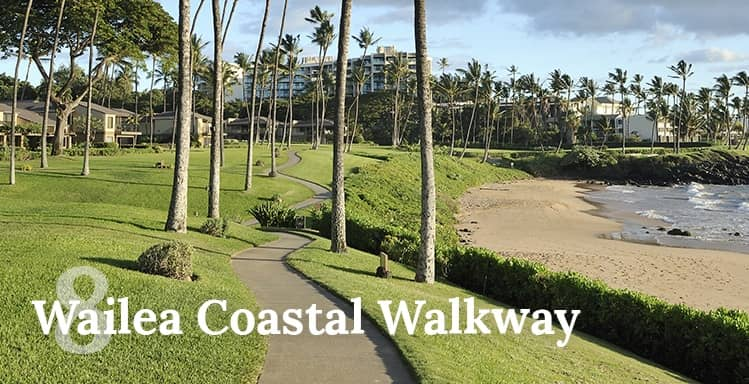 wailea coastal walkway