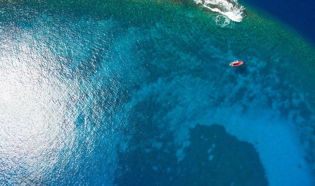 raft snorkel tour