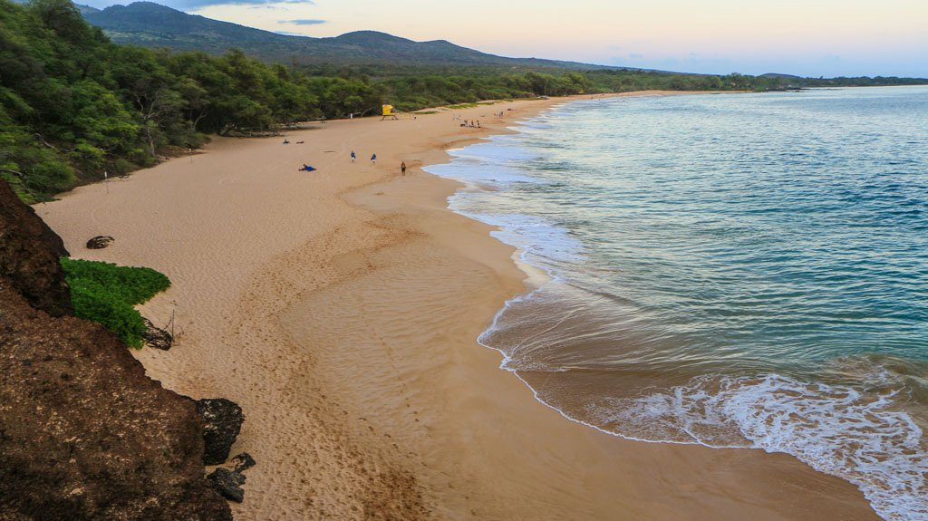 South Maui Beaches