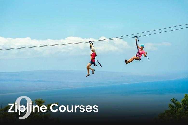 Zipline Courses