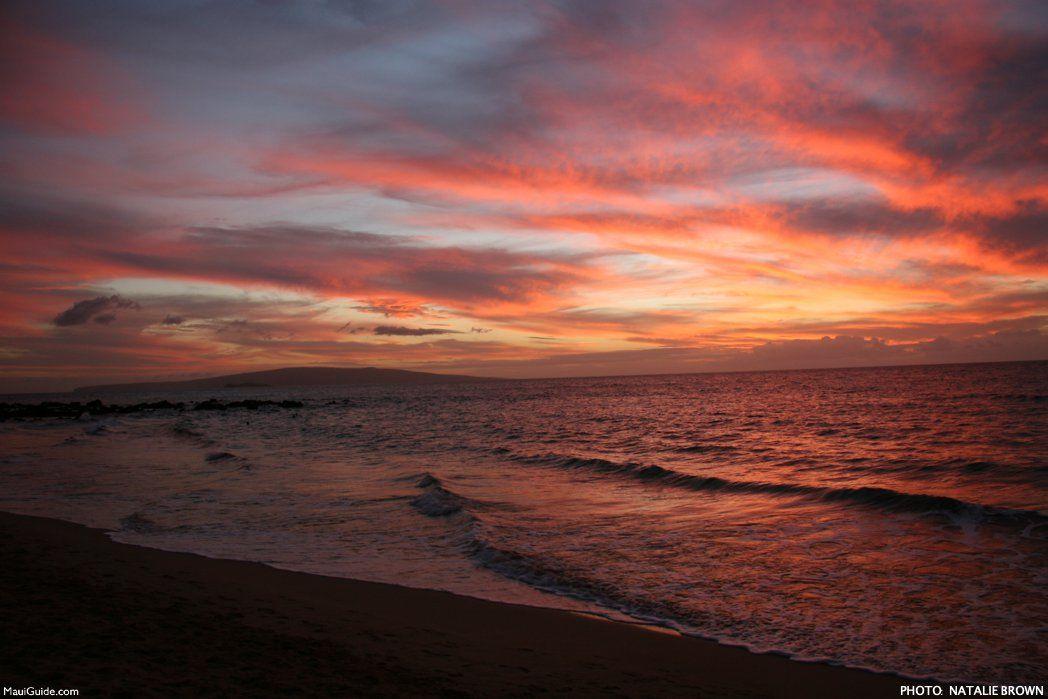 Epic Maui Sunset