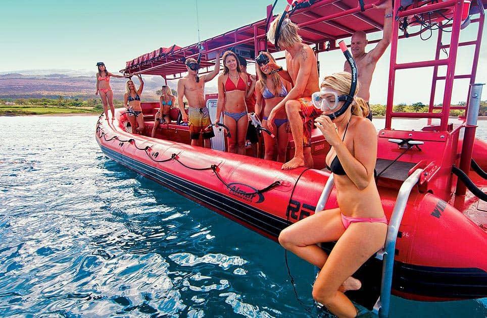 Maui Snorkeling Tour Kihei