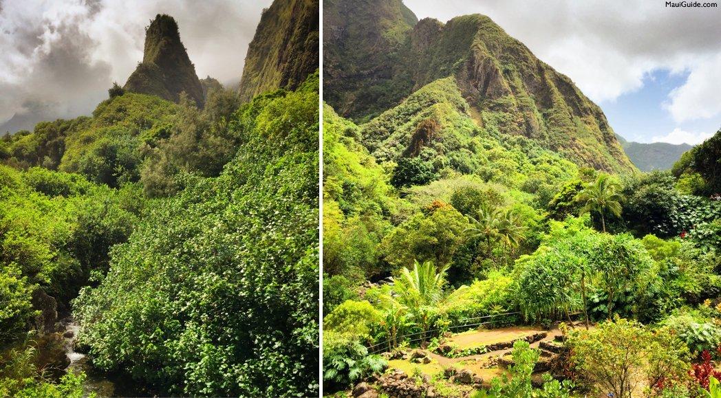 Iao Valley Maui hawaii
