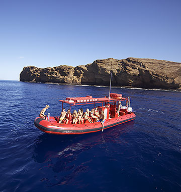 maui private raft charter