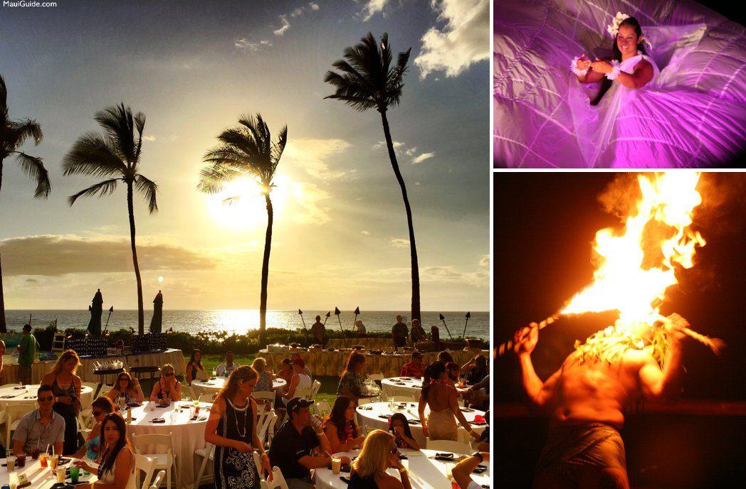 Maui Luau Photos