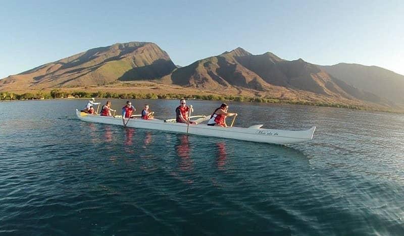 canoe tours maui