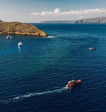 Molokini Tours - Redline Rafting