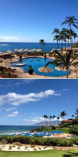 resorts wailea maui